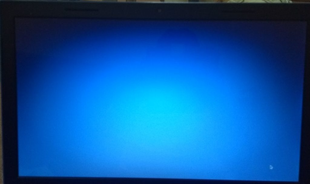 Kali linux ubuntu stuck at blue screen no icons.jpg